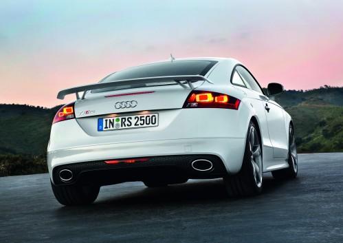 2011 Audi TT RS