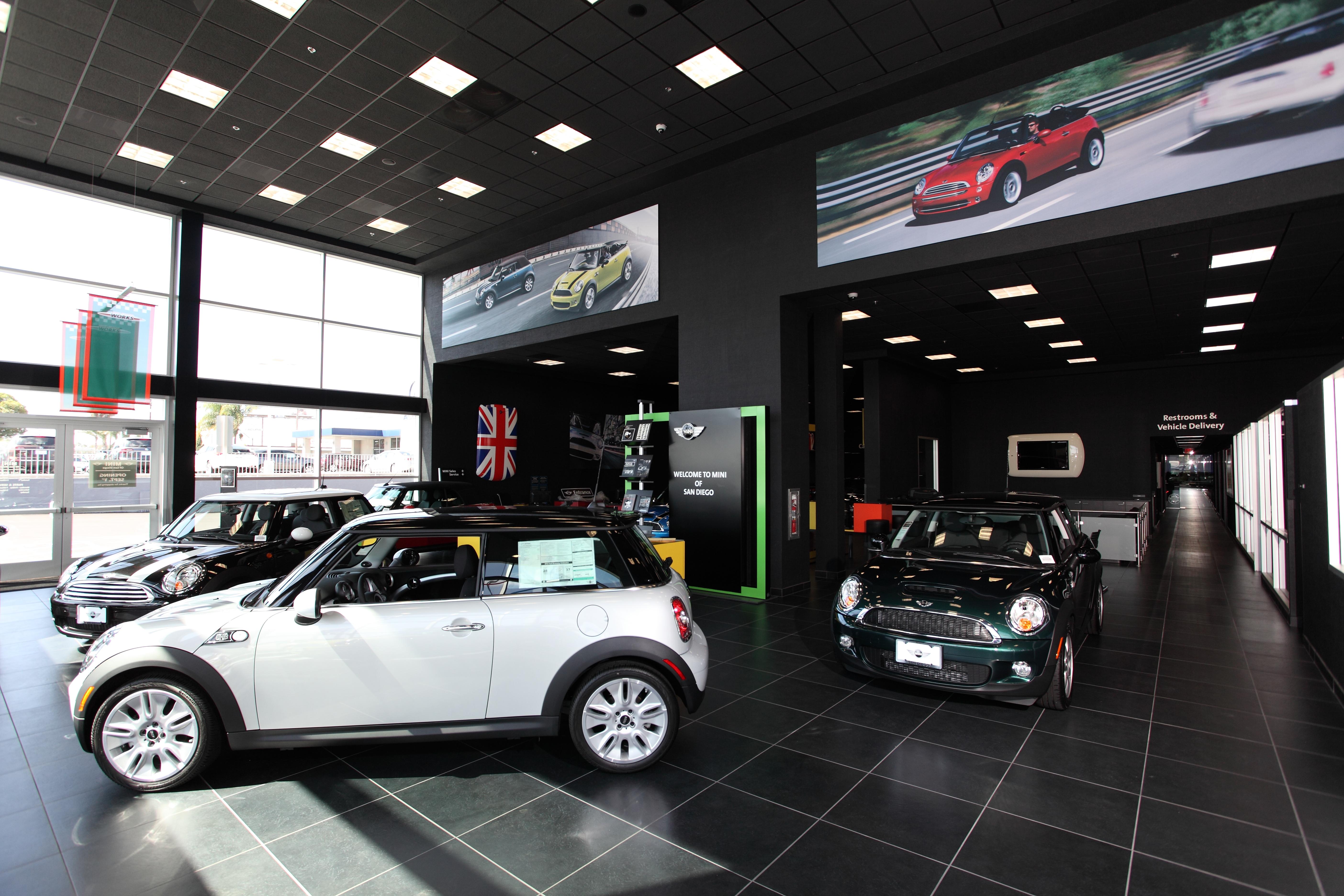 Mini Cooper Dealership-3
