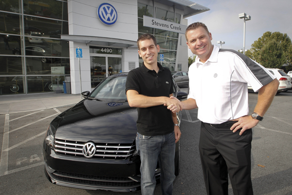 2012 VW Passat Dealership