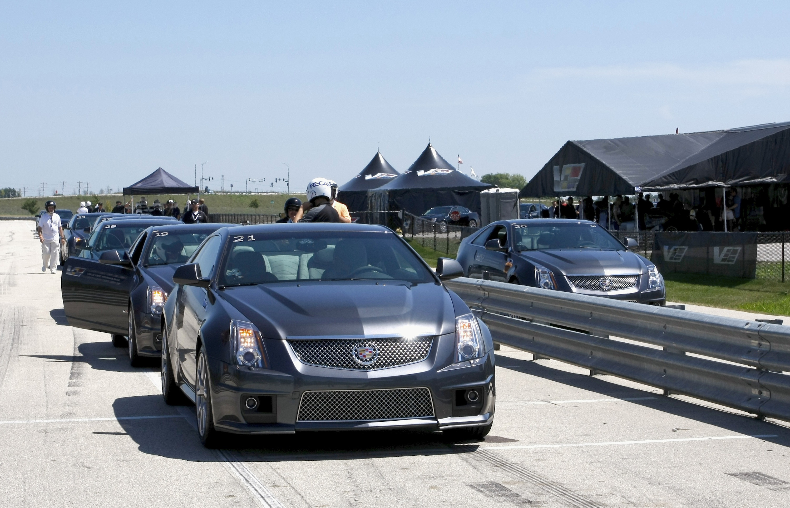 GM Cadillac Meets New Customers Where They Live and Play