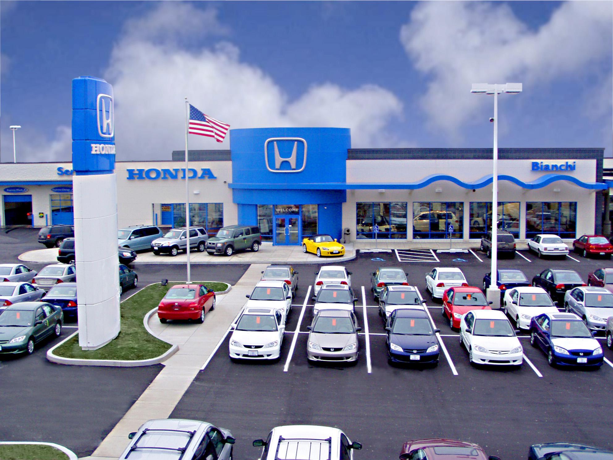 Honda Car Dealerships Near Me