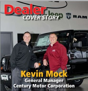 Interview With Kevin Mock General Manager Century Motor