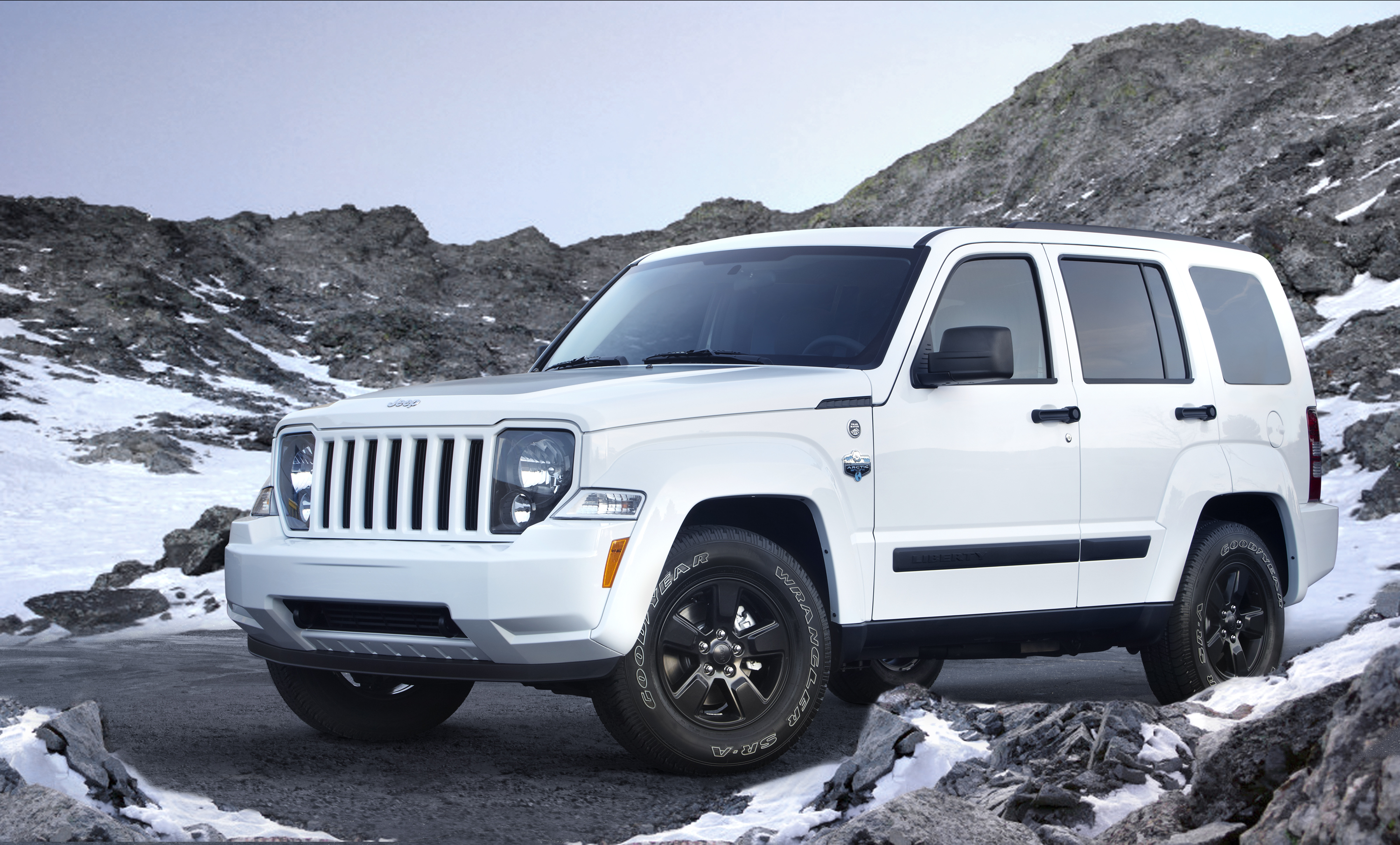 new 2012 jeep® wrangler arctic and liberty arctic models latest in