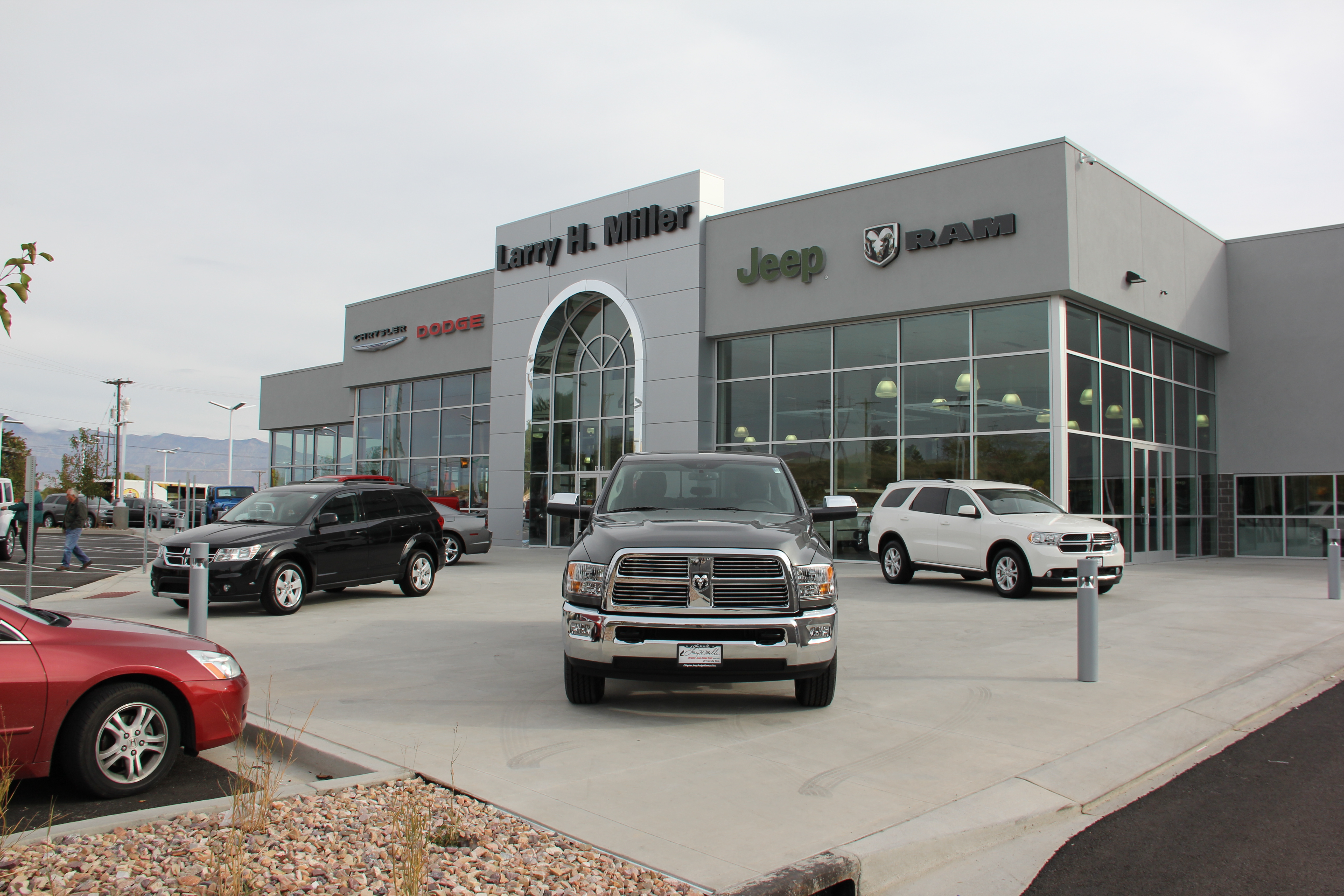 Larry H Miller Dealership-1