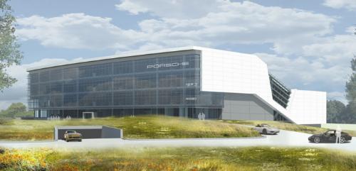 Porsche NA Headquarters