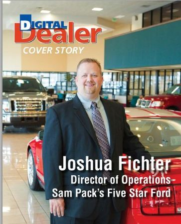 Five Star Ford North Richland Hills >> Joshua Fichter Director Of Operations Sam Pack S Five Star