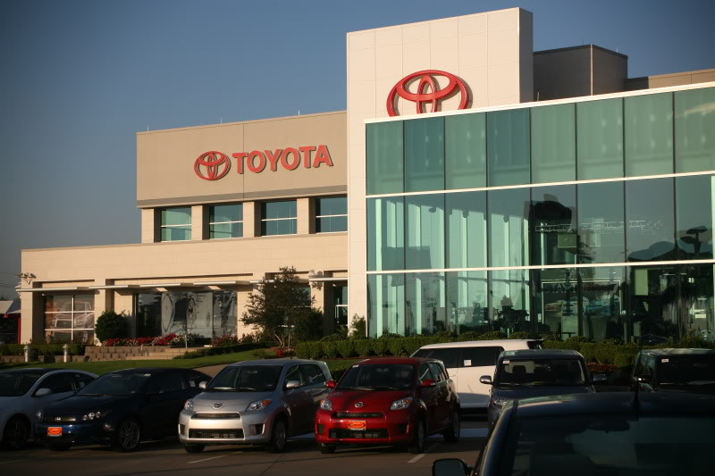 Toyota Announces North American Production For 2011