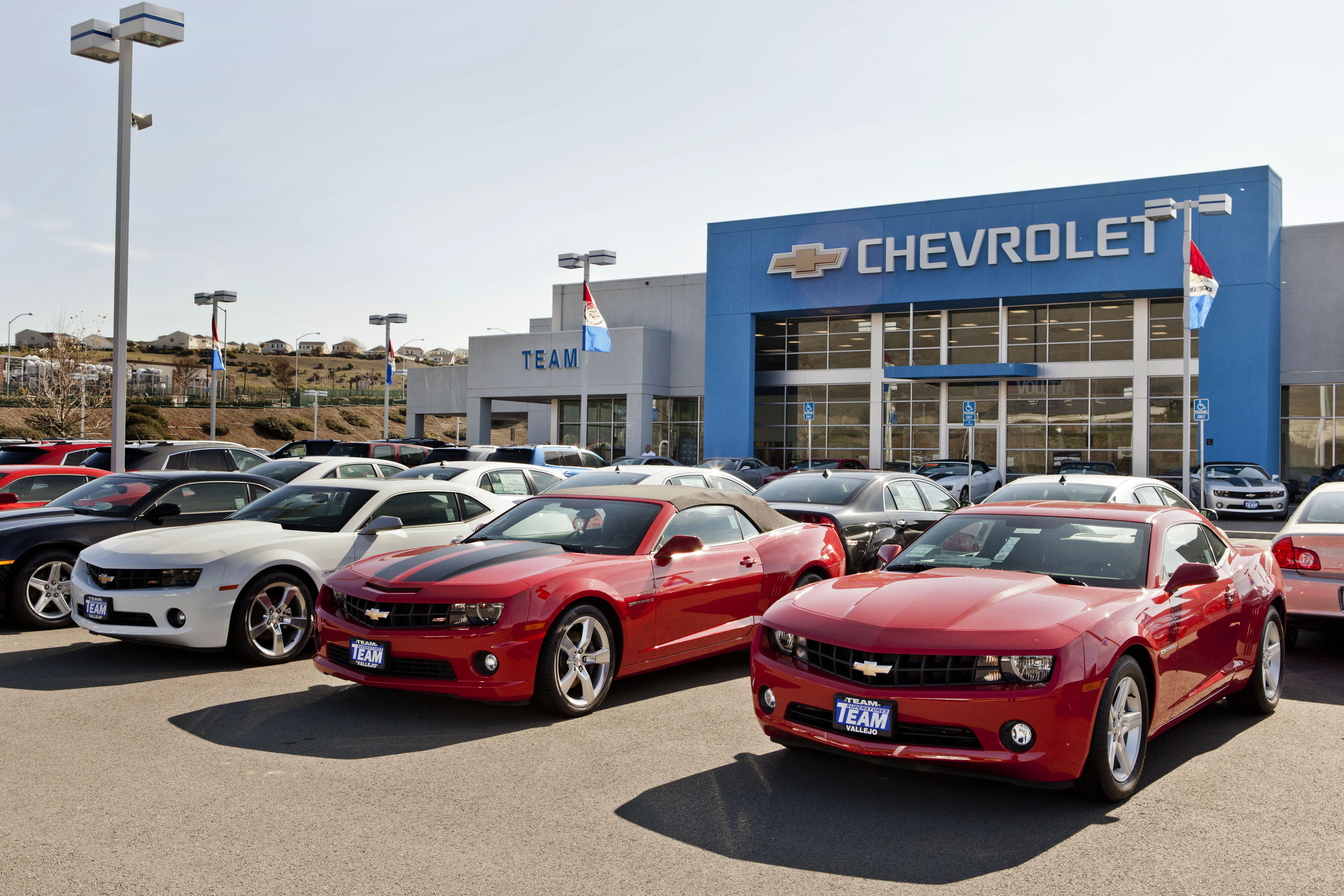 Chevrolet, Buick, GMC & Cadillac Dealers Upgrading Stores - Digital Dealer