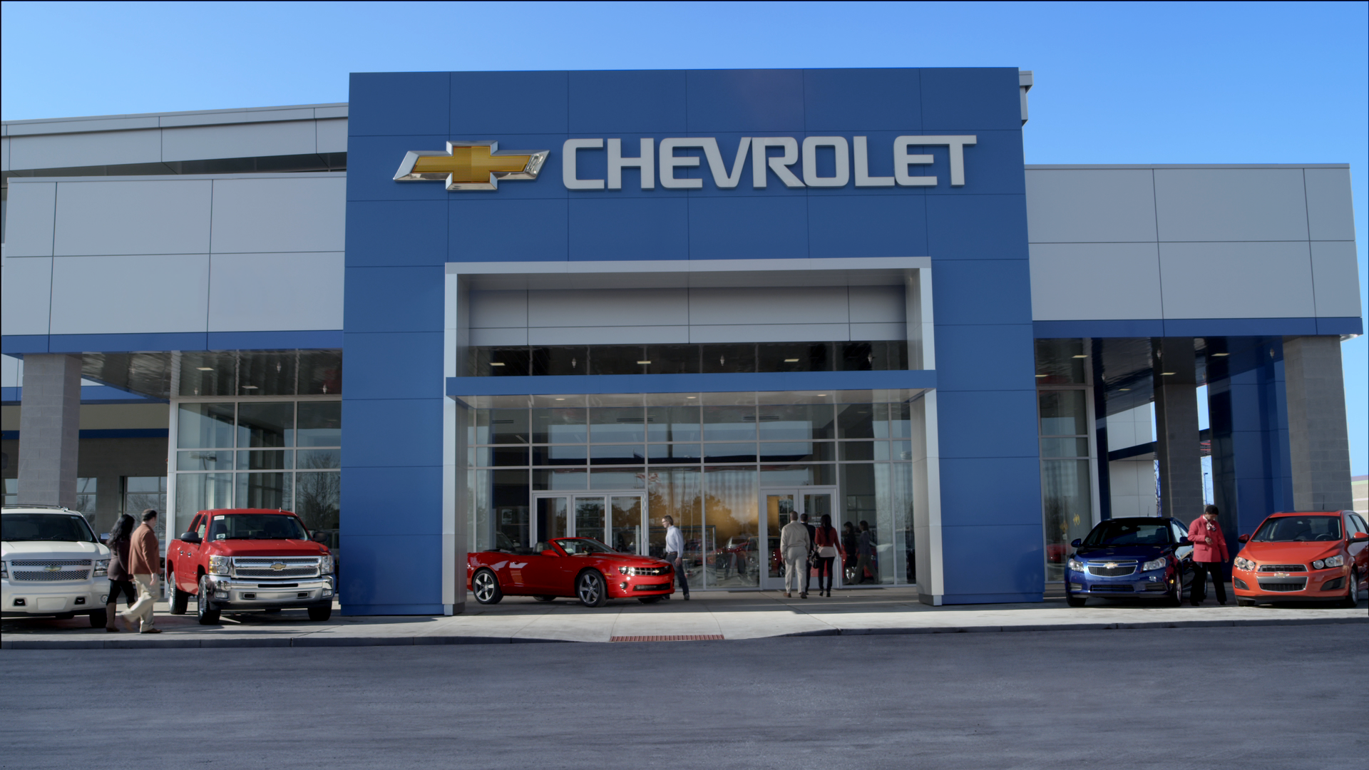 'Under the Blue Arch' to Debut in Chevy Dealer Group Ads ...