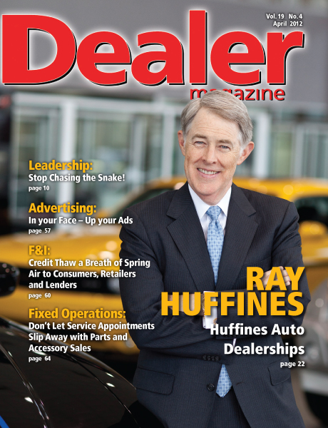 Ray Huffines Huffines Auto Dealerships Digital Dealer