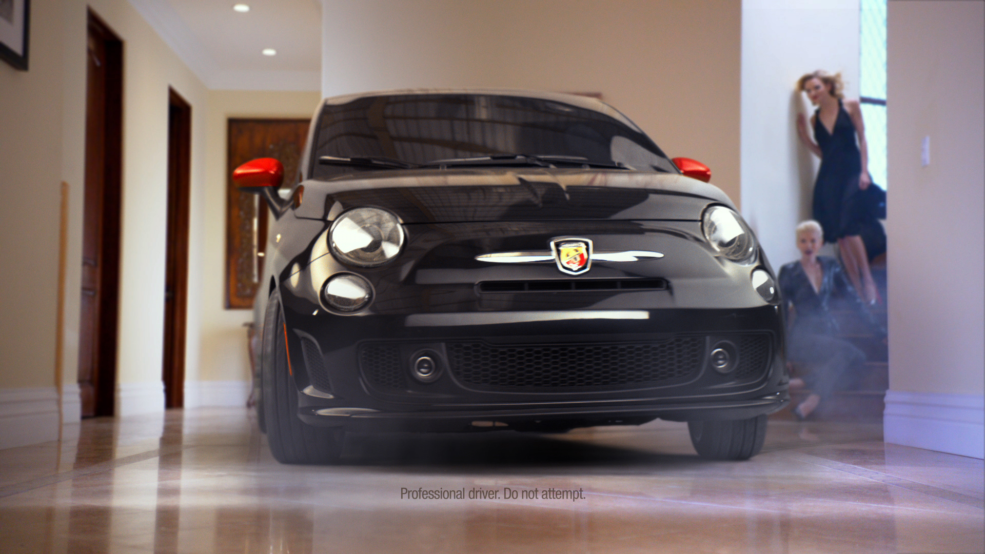The Fiat brand unveiled a new commercial for the 2012 Fiat 500 A