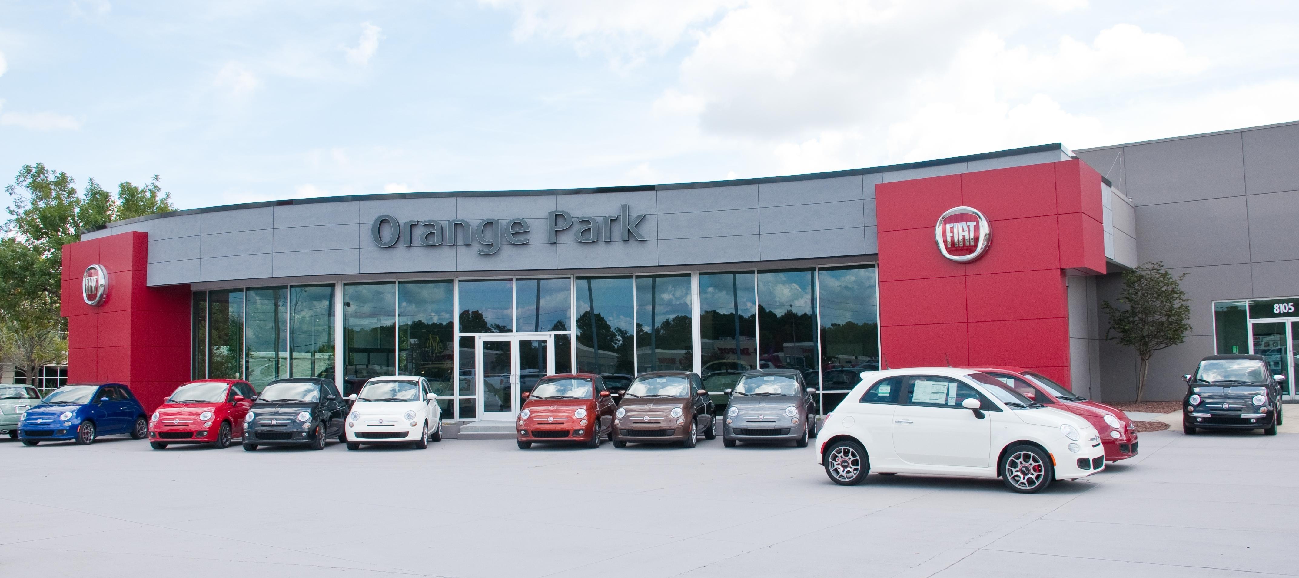 Orange Park Car Dealerships