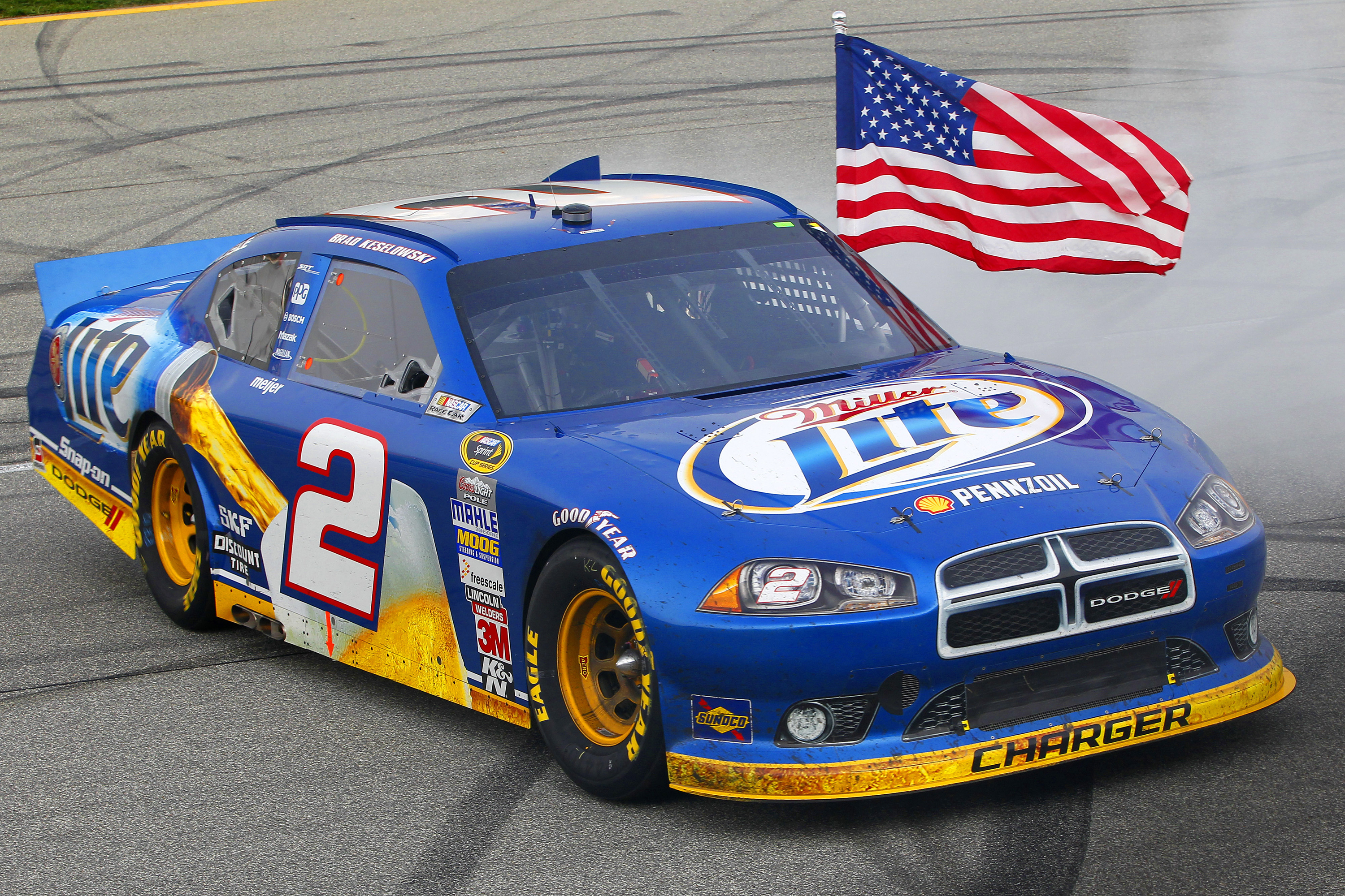 What Cars Are Used In Nascar