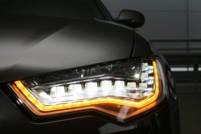 Audi Headlight LED