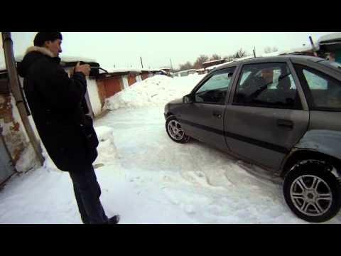 Russian Ipad Car
