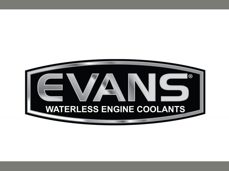 Evans Waterless Coolant Brand Logo Motocross