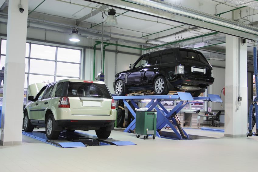 body shop repair