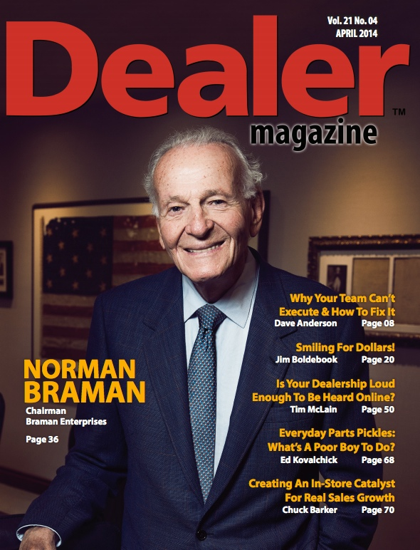Interview With Norman Braman Owner Of Braman Enterprises