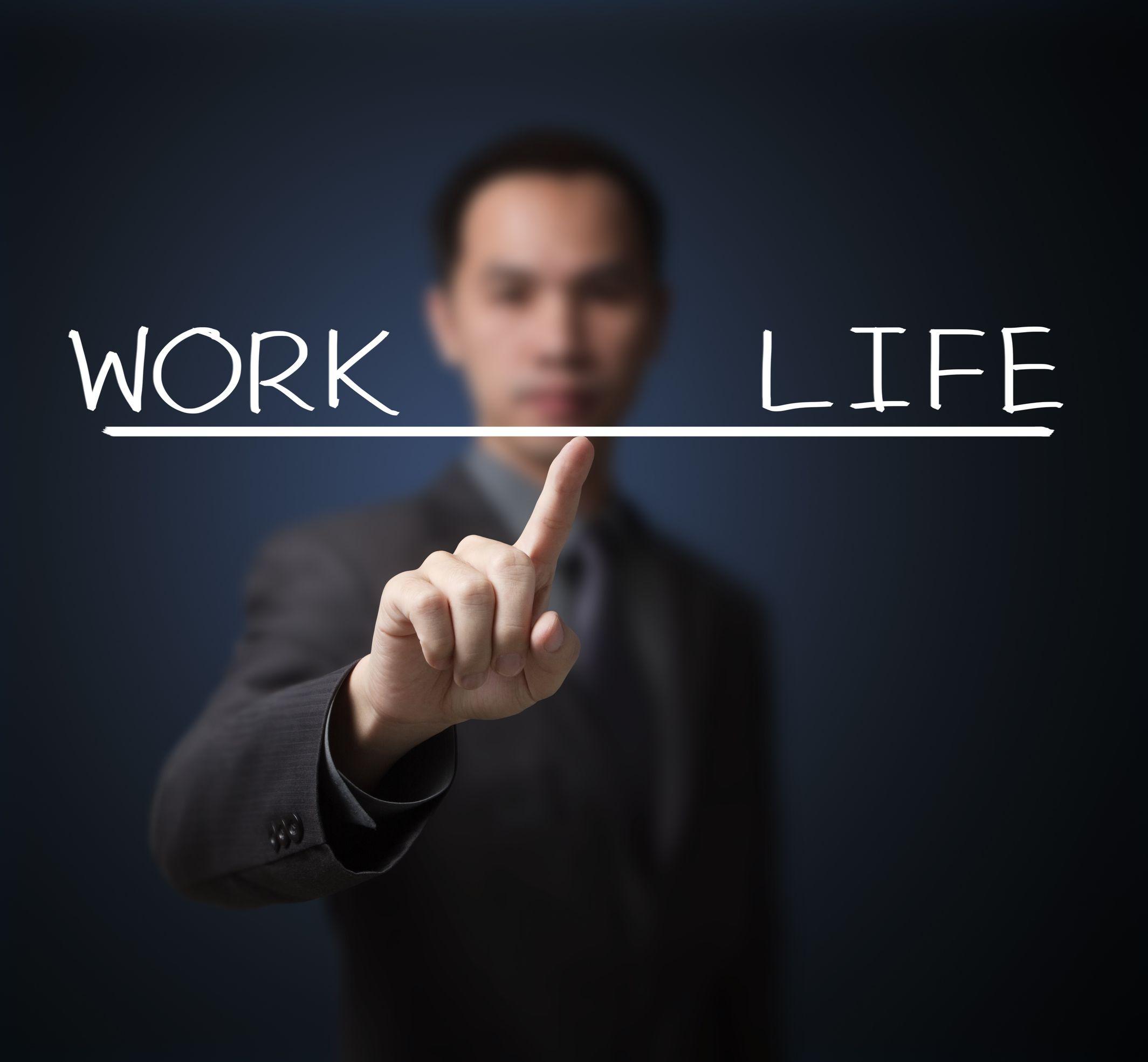 Balance Improving Work Life Balance