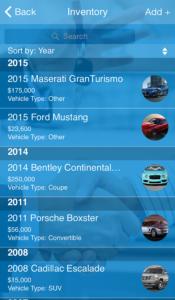 Mobile Inventory Screenshot (1)