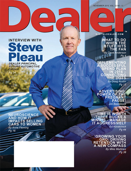 Digital Dealer Magazine November 2015
