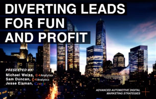 Diverting Leads for Fun and Profit