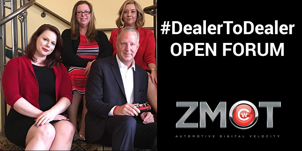 #DealerToDealer | Open Forum