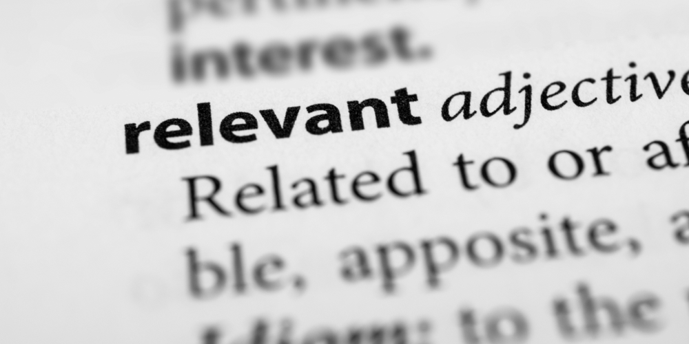 All About Relevancy: Targeting the In-Market Buyer