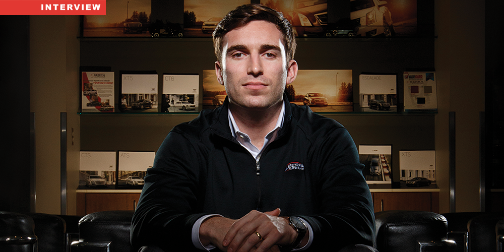 Interview with Matt Serra, Executive Manager, Al Serra Auto Plaza