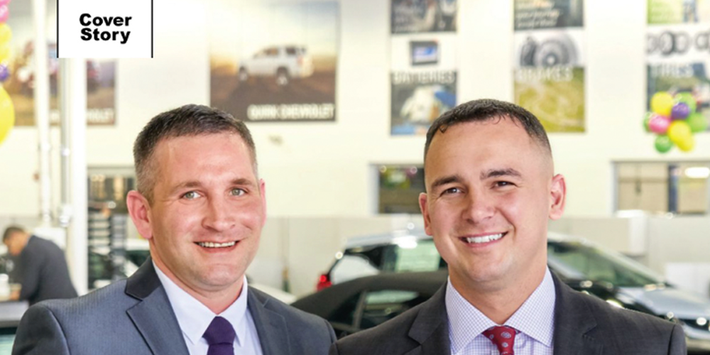 Interview with James Thorp and Gregory Merchanthouse, Quirk Chevrolet