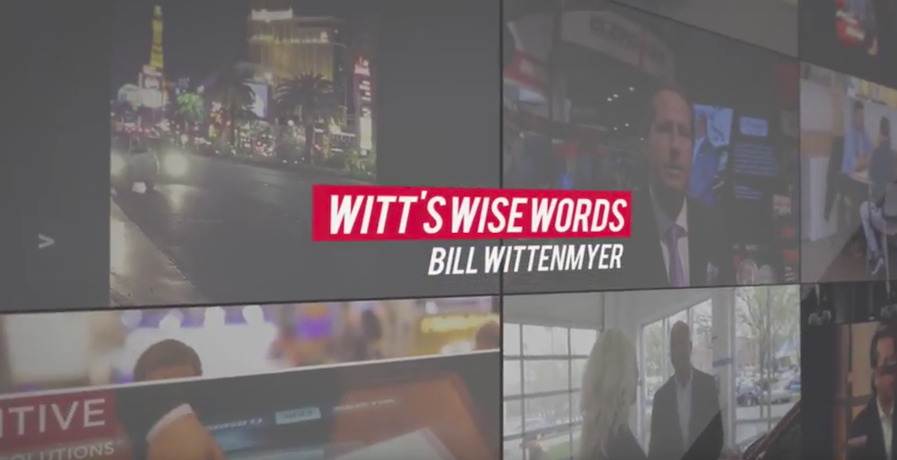 Witt's Wise Words: Is Your Dealership Texting? Yes, It Is. [VIDEO]