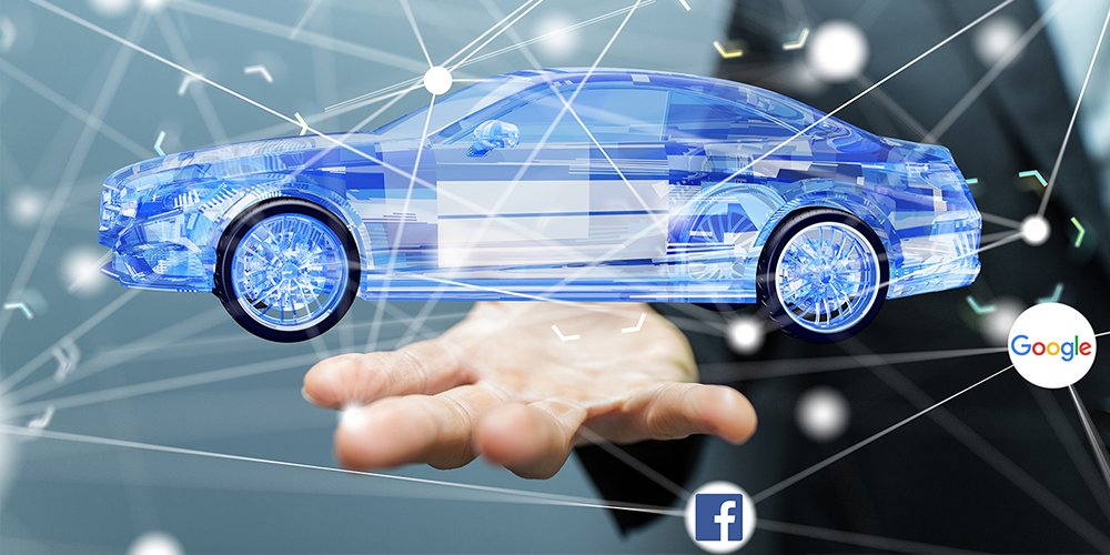 Partnering with the Digital Giants to Sell Cars – Google & Facebook