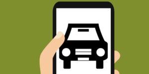Auto-Informationen auf dem Smartphone